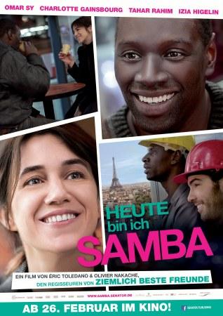 Heute bin ich Samba