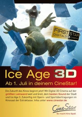 Ice Age 3 – Die Dinosaurier sind los! 3D