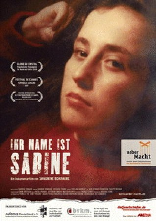 Ihr Name ist Sabine