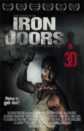 Iron Doors 3D