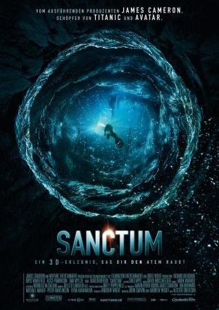 James Cameron's Sanctum in 3D