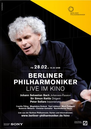 Johannes Passion - Berliner Philharmoniker