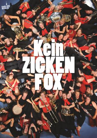 Kein Zickenfox - das Frauenblasorchester Berlin
