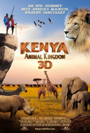 Kenya - Animal Kingdom 3D