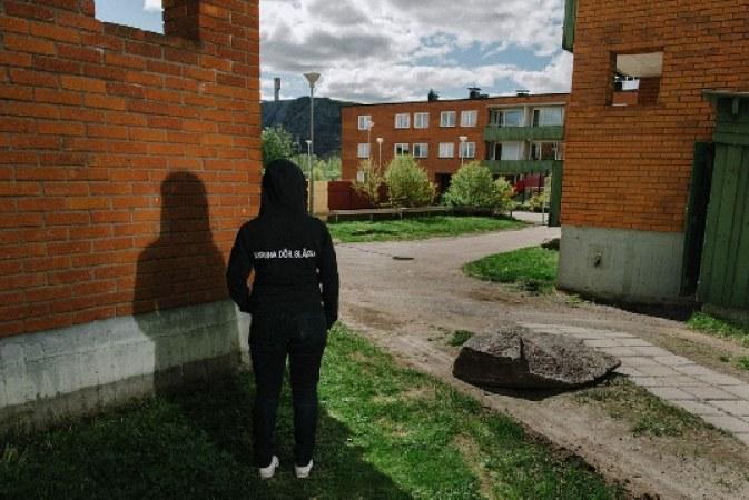 Kiruna – Weltraumstr.