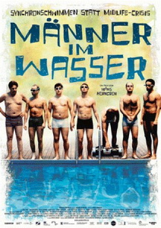 Männer im Wasser