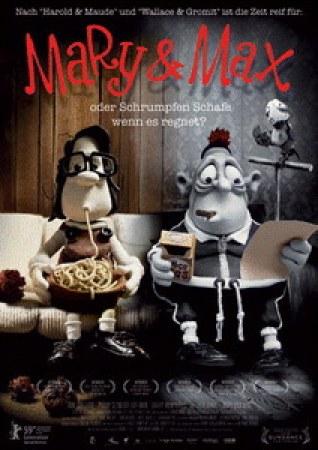 Mary & Max, oder: Schrumpfen Schafe, wenn es regnet?