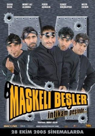 Maskeli Besler - Die maskierte Bande