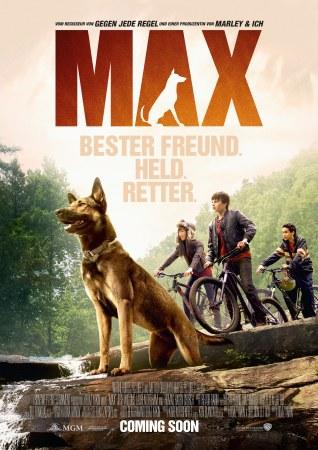 Max - Bester Freund. Held. Retter.