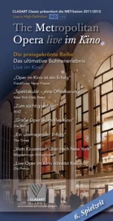 "The Metropolitan Opera New York 2011/12 - Donizetti ""Anna Bolena"""