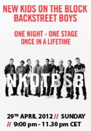 NKOTBSB Live