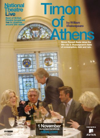 National Theatre: Timon of Athens