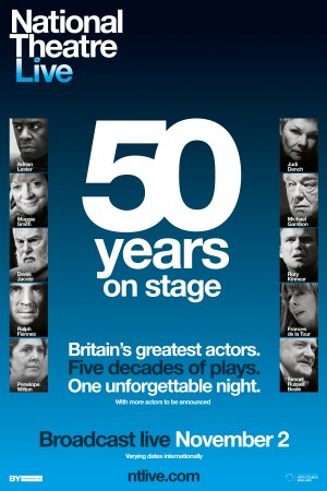 50 Years on Stage