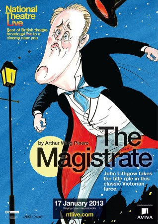 National Theatre: The Magistrate