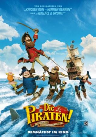 Die Piraten! - Ein Haufen merkwürdiger Typen