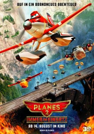 Planes 2: Immer im Einsatz