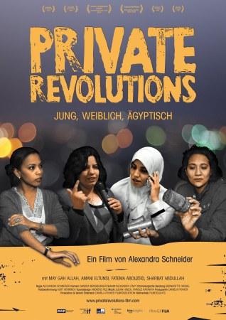 Private Revolutions - Jung, weiblich, ägyptisch