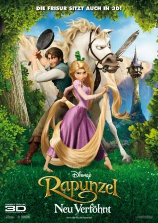 Rapunzel - Neu verföhnt 3D