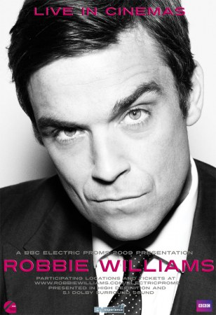 BBC-Electric Proms: Robbie Williams