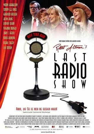 Robert Altman's Last Radio Show
