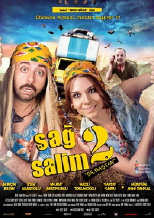 Sag Salim 2 - Aufs Neue