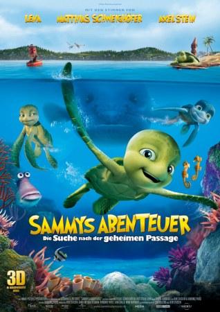 Sammys Abenteuer - Die Suche nach der geheimen Passage 3D