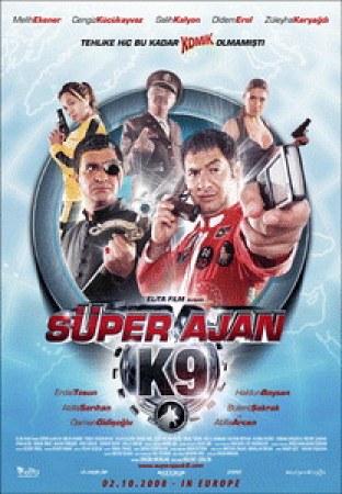 Süper Ajan K9 - Agent K9