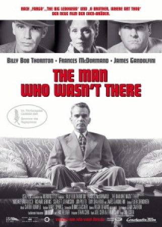 The Man Who Wasn.'.t There