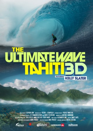 The Ultimative Wave Tahiti 3D