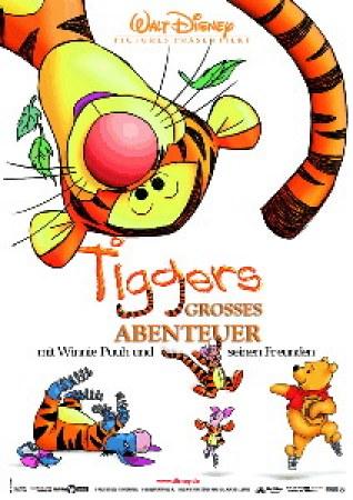 Tiggers großes Abenteuer