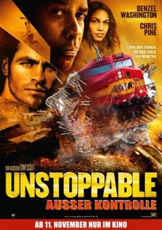 Unstoppable - Außer Kontrolle