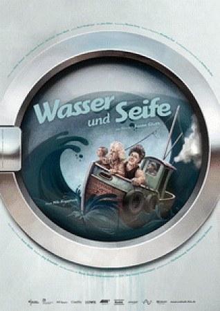 Wasser und Seife