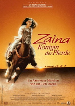 Zaïna, Königin der Pferde