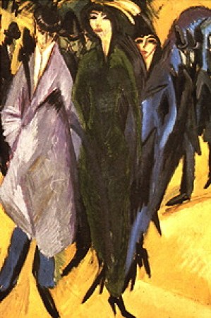 Zeichnen bis zur Raserei - Der Maler Ernst Ludwig Kirchner