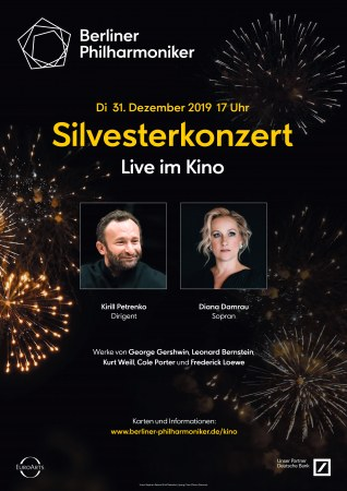 "On Stage: ""Berliner Philharmoniker - Silvesterkonzert"""