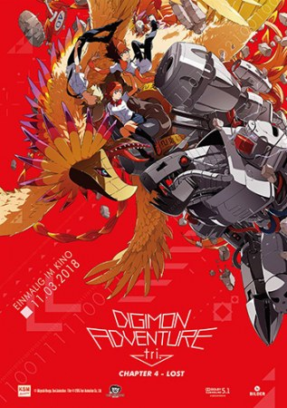"""Best of Anime: """"Digimon Adventures tri. – Chapter 4: Lost"""""""