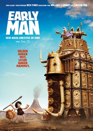 """Happy Family-Preview: """"Early Man"""""""