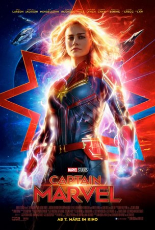 captain marvel laufzeit
