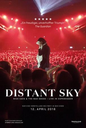 Konzertfilm: Distant Sky – Nick Cave & The Bad Seeds Live in Copenhagen
