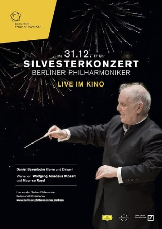 Berliner Philharmoniker: Silvesterkonzert mit Daniel Barenboim
