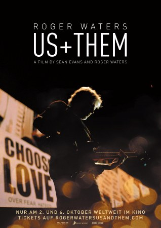 Pop & Rock: ROGER WATERS  US + THEM
