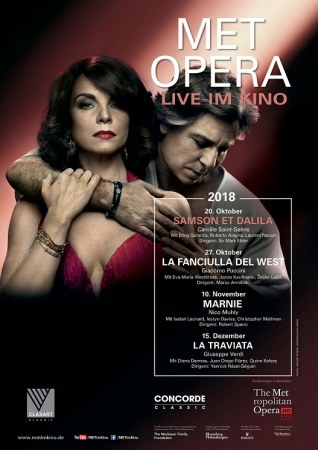 "Live aus New York: ""Samson et Dalila"""