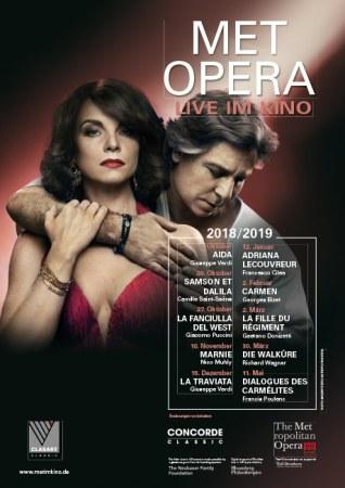 "Live aus New York: ""Carmen"""