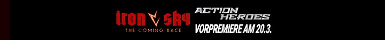 """Action Heroes Blockbuster Preview: """"Iron Sky: The Coming Race"""""""