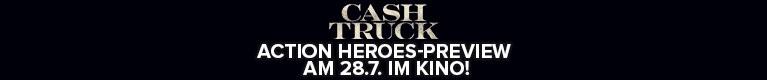 Action Heroes: Cash Truck