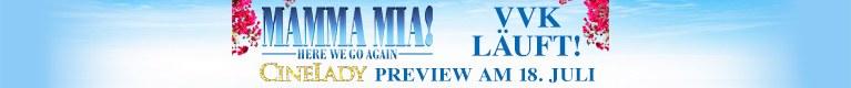 """CineLady-Special """"Mamma Mia!"""""""