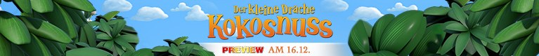 Happy Family Preview: Der kleine Drache Kokosnuss – Auf in den Dschungel!