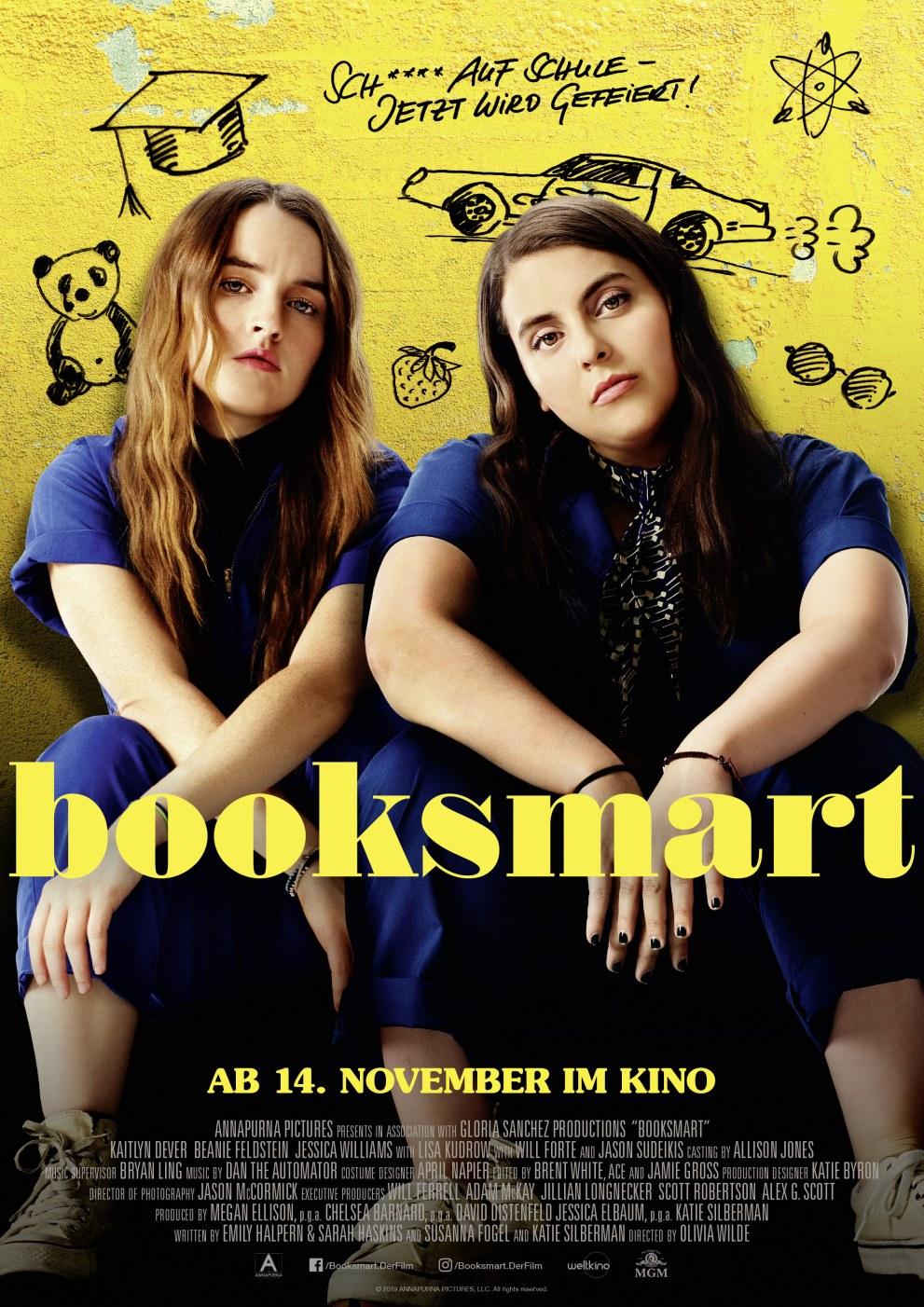 Booksmart   Cinestar