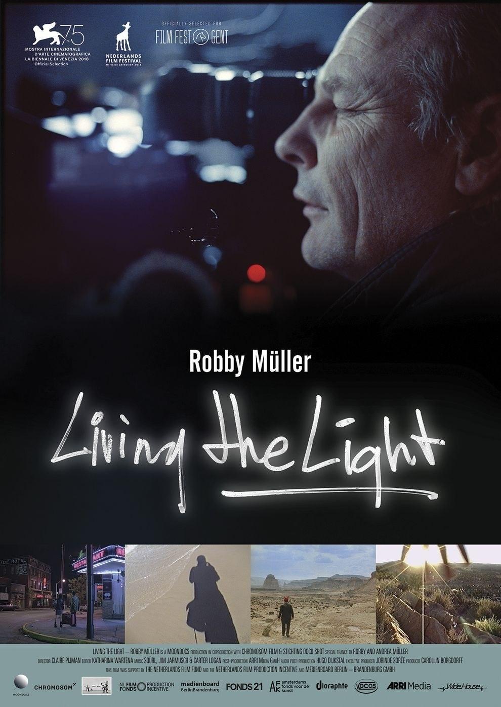 Living The Light Die Bilderwelten Des Robby Müller Cinestar