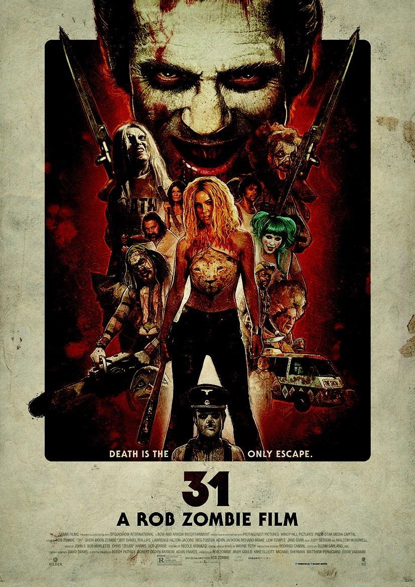31 a rob zombie film cinestar villingen schwenningen. Black Bedroom Furniture Sets. Home Design Ideas